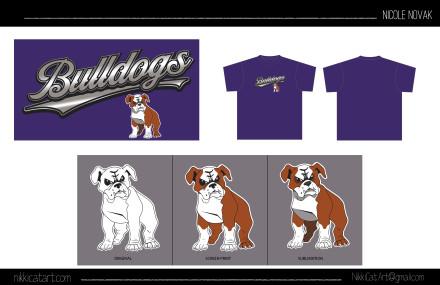 Bulldog Mascot/Logo