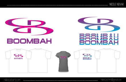 Boombah Logo Tees
