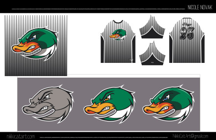 Ducks Logo