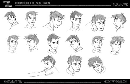 Kacak Expression Sheet