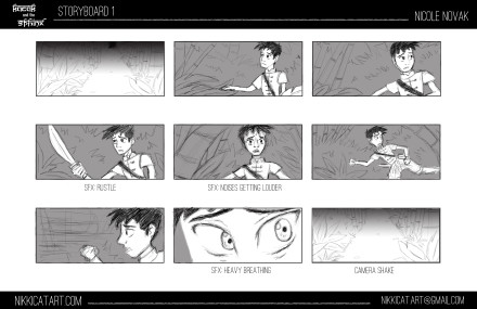 Storyboard 1 page 1